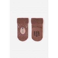 9508/37 носки/коричневый