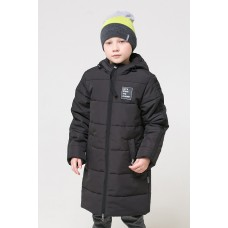 36048/1 Пальто/черный