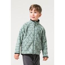 34011/н/36 Куртка /хаки, геометрия