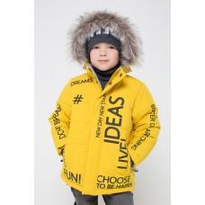 36040/1 Куртка/желтый