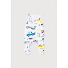 4343 ползунки/ дорожное движение на белом