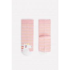 9566/7 Носки детские/розовый