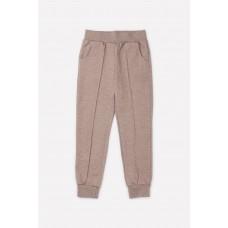 400001 брюки/коричневый меланж к291