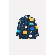 34025/н/29 куртка/темный морской, космические приключения