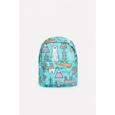 1001/108 рюкзак/мятная конфета, мишки и друзья