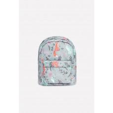 1001/113 рюкзак/светло-серый, лесные животные