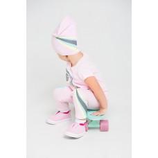 8078КР Шапка/розовое облако2