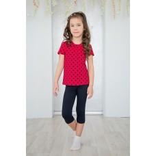 1280 блуза для девочки