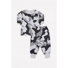 1512 Пижама /камуфляж на сером