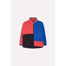 34026/4 Куртка/красный, синий, графит