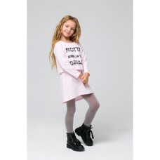 Платье для девочки/нежно-розовый