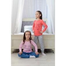 1306 блуза для девочки