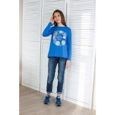 1346 блуза для девочки